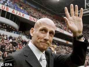 Jaap Stam ready to start managerial career in England