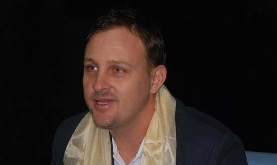 Jack Stefanowski takes charge of Nepali national football team
