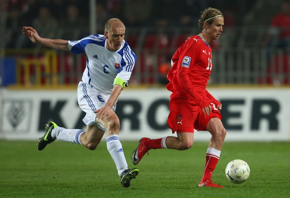 World Cup 2014 qualifiers' preview: Czech Republic vs Denmark