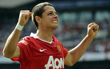Juventus chase United Chicharito, Real Madrid Higuain