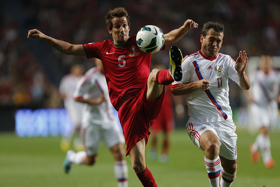 Португалия — Россия — 1:0. «А на душе спокойно»