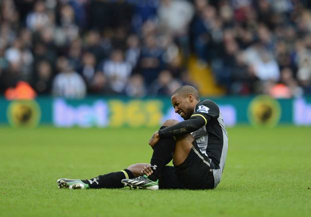 Defoe injury blow for Tottenham