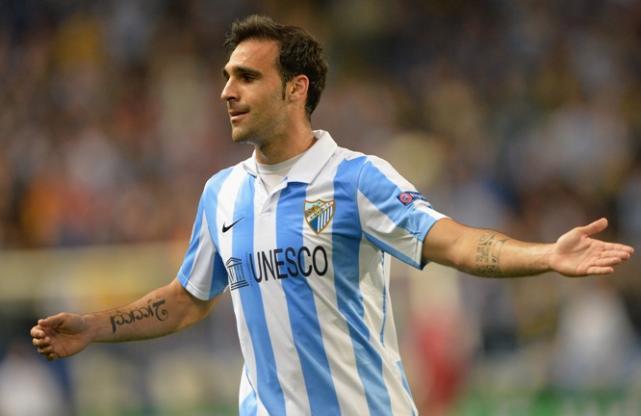 Southampton chase Malaga's Jesus Gamez