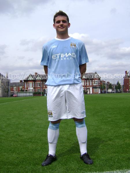«Барселона» заинтересовалась молодым талантом «Манчестер Сити»