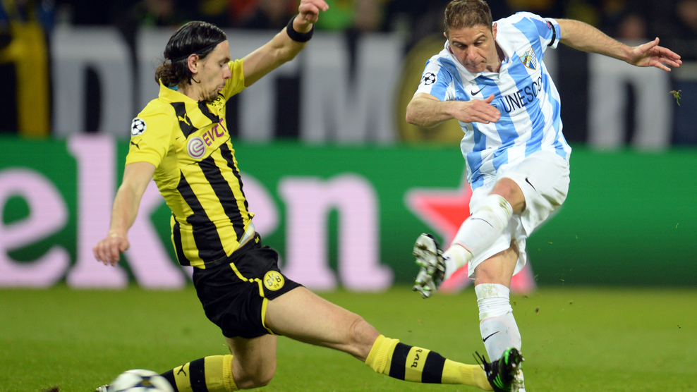 Champions League results: Borussia Dortmund 3-2 Malaga. Miraculous comeback earns Dortmund semi-final spot.