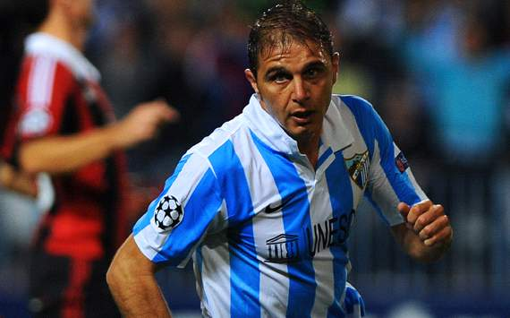 Fiorentina on the brink of signing Joaquin from Malaga