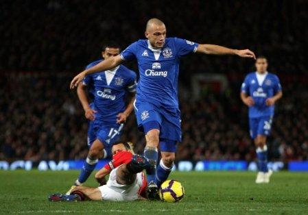 Heitinga on the verge of Everton exit