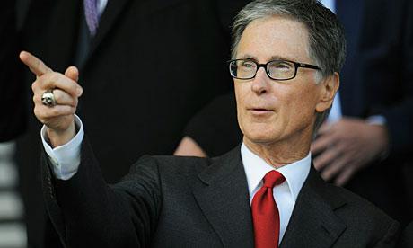 Джон Генри: «Суарес остается в «Ливерпуле»