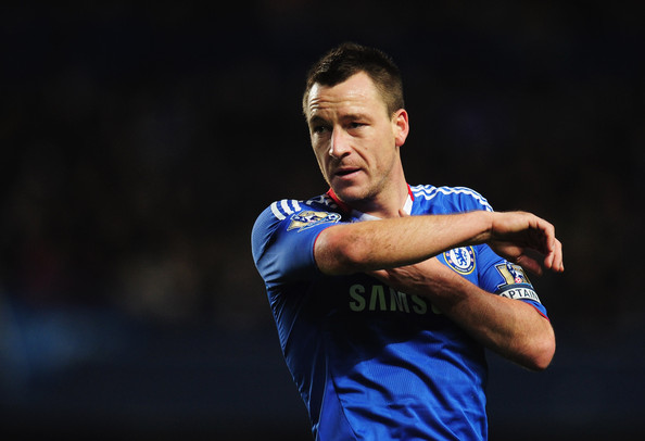 FA verdict on Terry: four matches ban and £220,000 fine