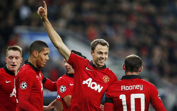 Champions League: Manchester United batter Bayer Leverkusen to secure the round of 16