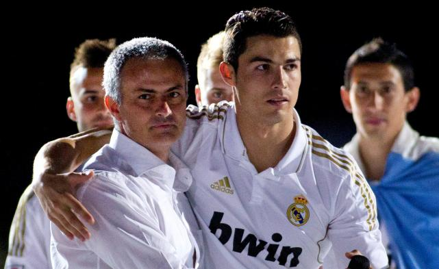 PSG are looking to lure Ronaldo and Mourinho