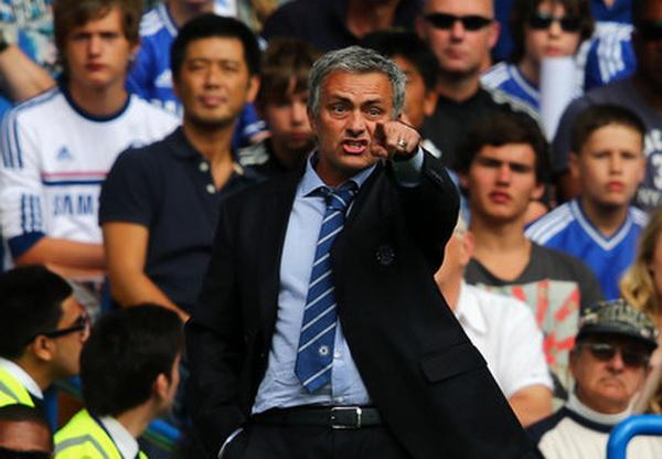 Английская Премьер-лига. «Манчестер Юнайтед» — «Челси». Старый добрый Жозе