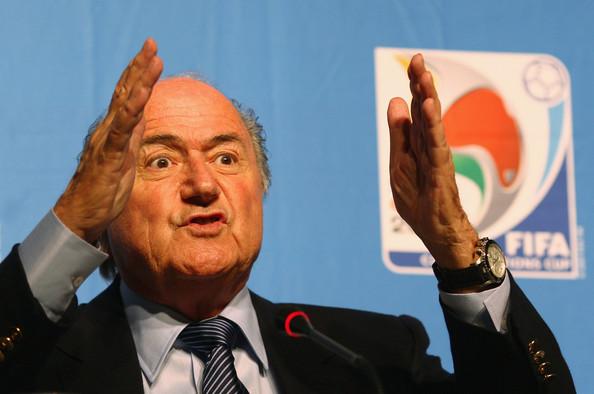 Йозеф Блаттер: «Нельзя превращать чемпионат мира в турнир «Большого шлема»