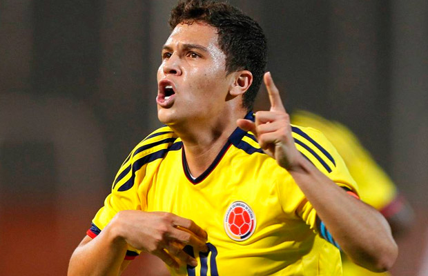 Man Utd to bid for Columbia starlet