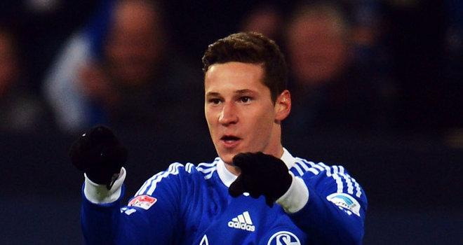 Schalke Draxler flattered by Real Madrid interest