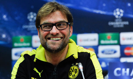Borussia Klopp admitted win against Malaga 'best moment' of his career