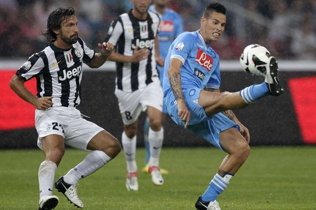 Napoli v Juventus: Watch a Live Stream of the Serie A match – available in the UK