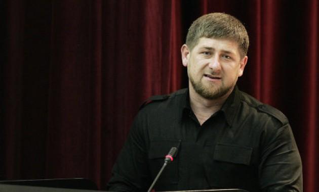 Кадыров и футбол, или Приключения главы Чечни на зеленом прямоугольнике