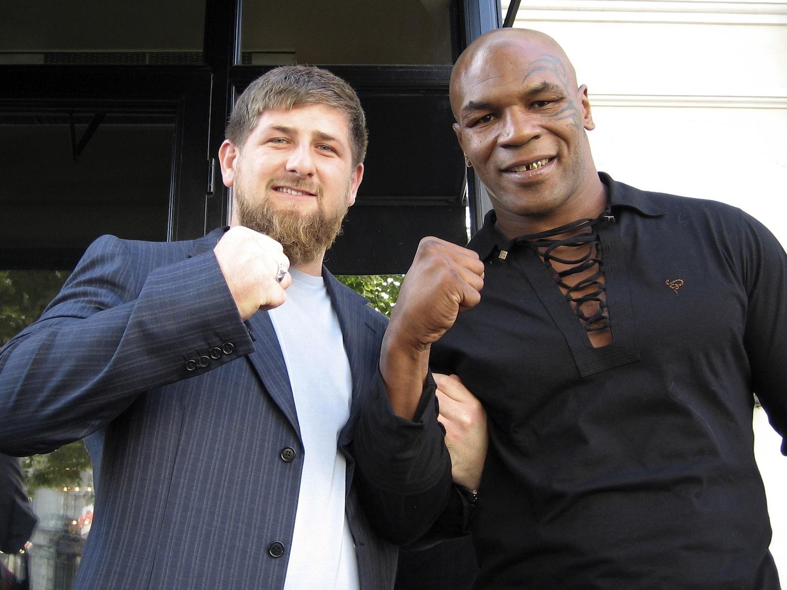 Рамзан Кадыров: если на Олимпиаде будут судьи продажные, то их надо назвать козлами