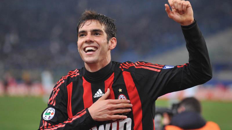 Кака вернулся в «Милан»