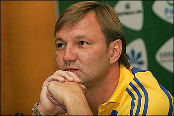 Калитвинцев покинул сборную Украины по футболу