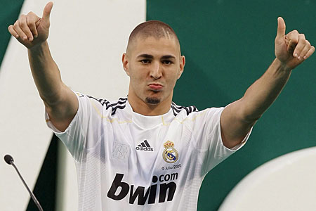 Real Madrid Benzema set to undergo a surgery