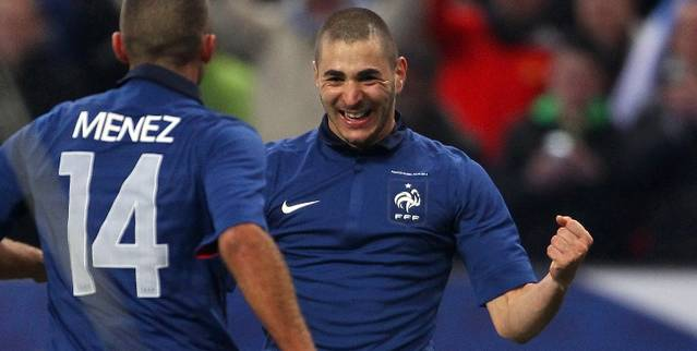Benzema refuses to sing national anthem