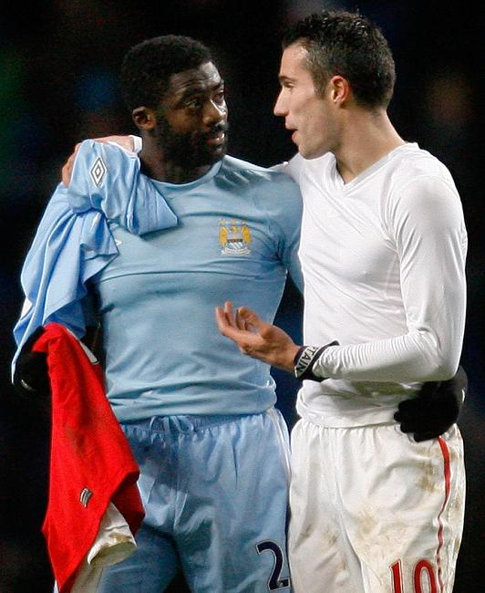 Коло Туре надеется, что ван Перси перейдет в «Манчестер Сити»