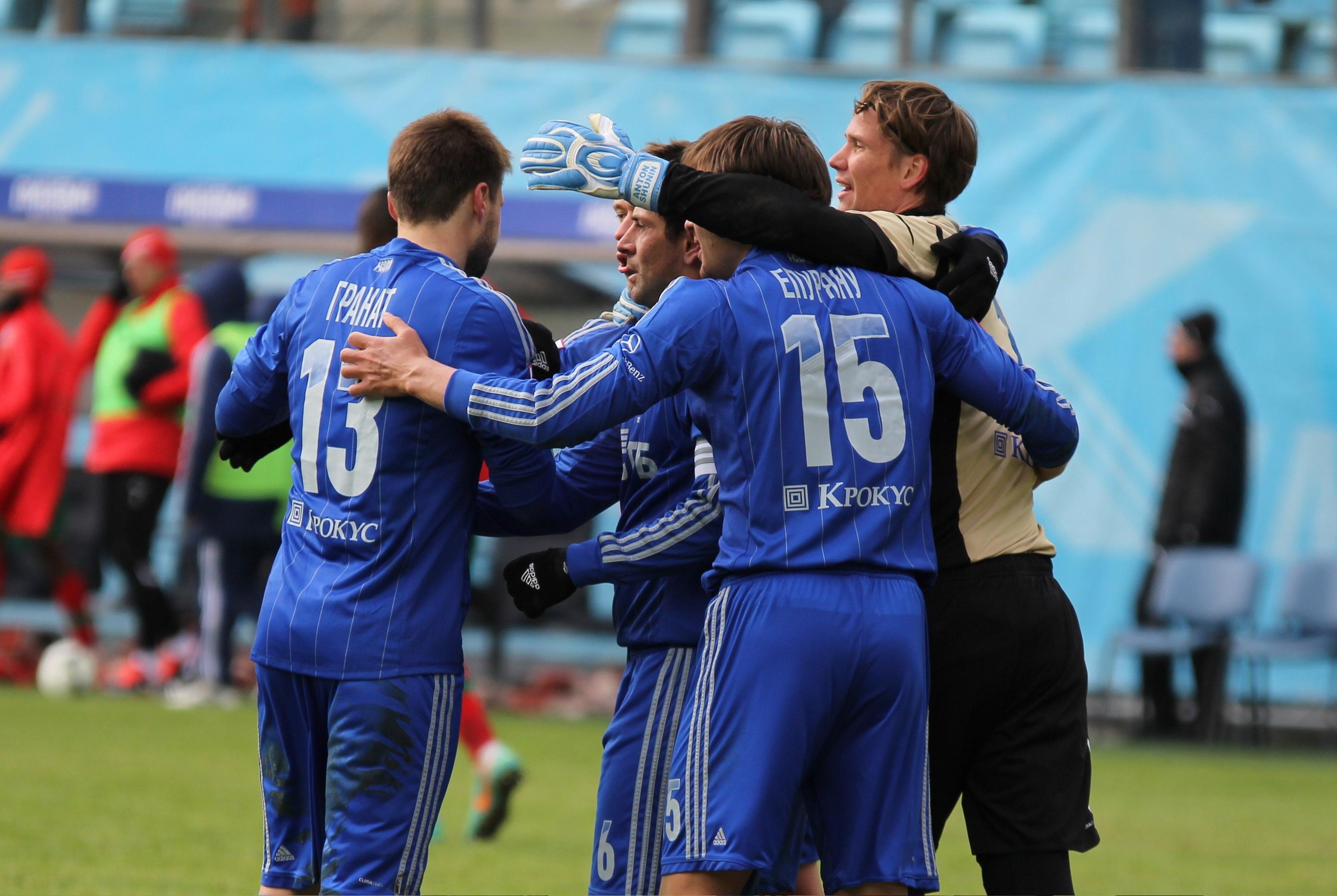 «Динамо» — «Локомотив» — 1:0 (ФОТО)