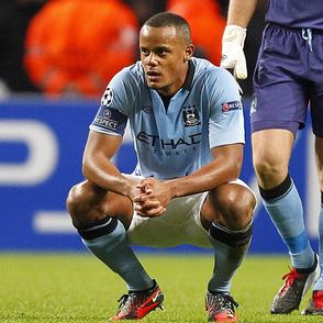 Kompany a doubt for match against Newcastle