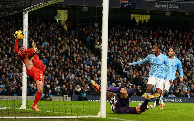 Manchester City 2-1 Liverpool and more Premier League news