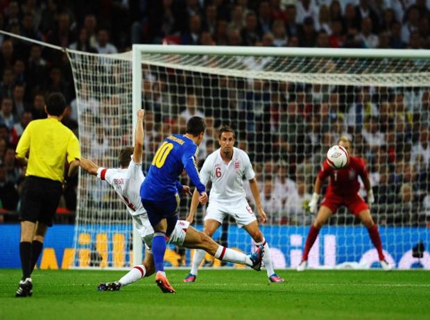 Чемпионат мира-2014. Украина — Англия — 0:0. Хроника киевской сечи