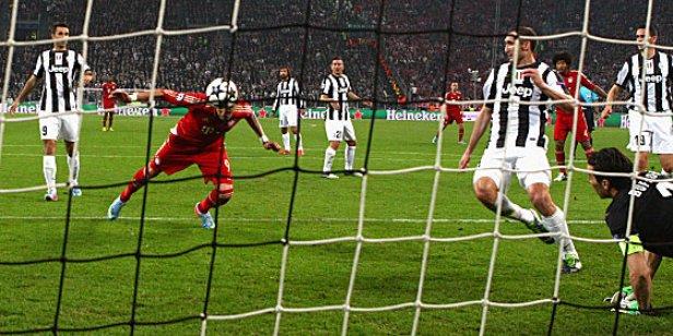 «Ювентус» — «Бавария» — 0:2. Хроника моментов. Видео