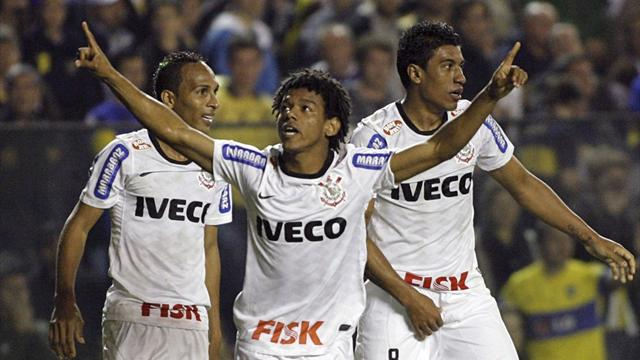 «Коринтианс» – обладатель Кубка Либертадорес