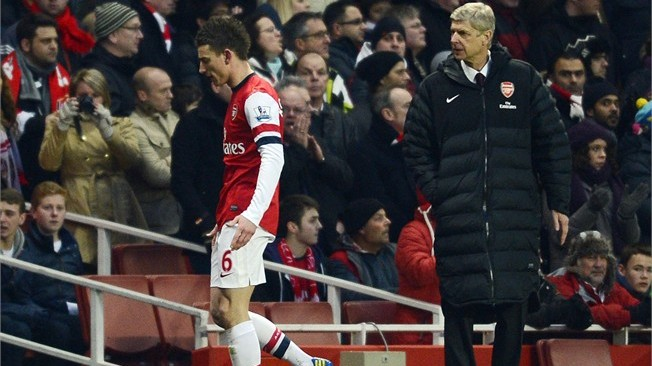 Koscielny set to leave the club if Arsenal do not show ambition