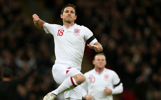 Lampard is set to be offered a new contract at Chelsea