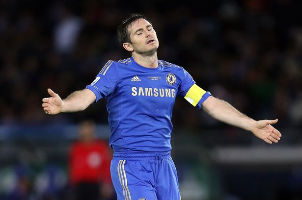 Lampard Chelsea exit a 'certainty'