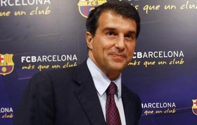 Лапорта может сменить Роселя на посту президента «Барселоны»