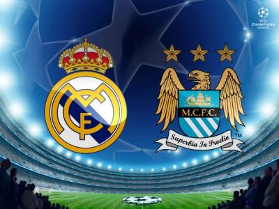 Лига чемпионов-2012/13. «Реал» одержал волевую победу над «Манчестер Сити»