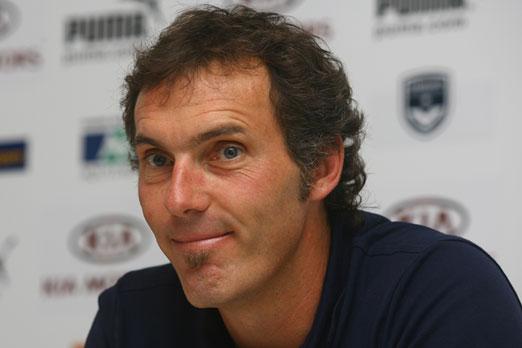 Laurent Blanc set to take over PSG
