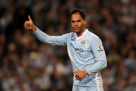 Man City ready to sell Lescott