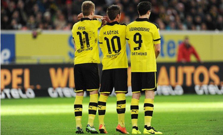 Топ-5 футболистов, которые могут покинуть «Боруссию» этим летом
