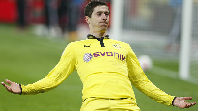 Lewandowski to stay in Borussia