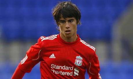 Liverpool Suso wants to remain at the club