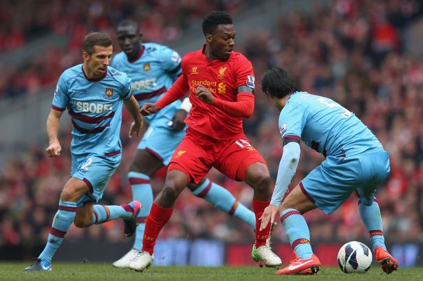 Premier League Matchday 32 results: Liverpool 0-0 West Ham United