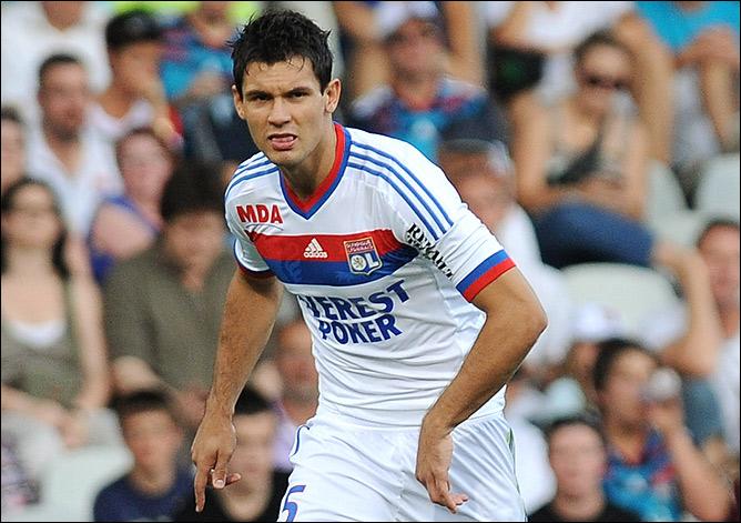 Liverpool target Lyon Lovren