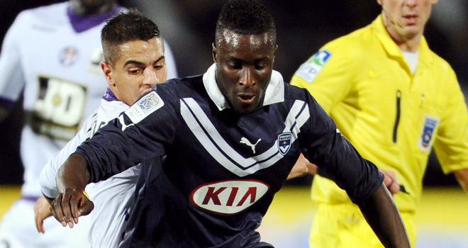 West Ham target Bordeaux Sane