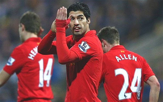 Luis Suarez: Liverpool is the club of my dreams