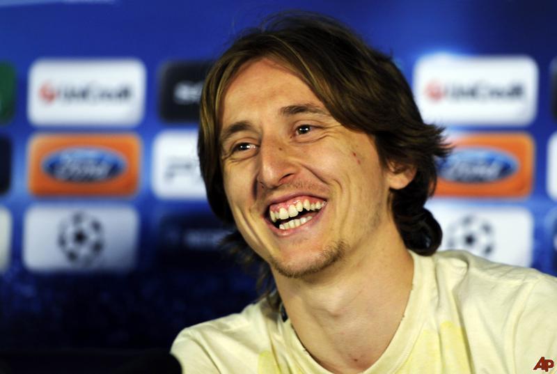 «Реал» предложил 30 миллионов за Модрича