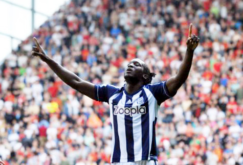 WBA loanee Lukaku believes Europe is a realistic target